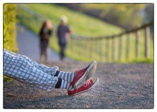 Postkarte: Dreiweihern - das Leben geniessen