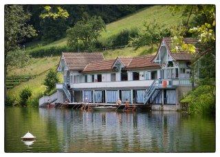 Postkarte: Mannenweiher Dreiweihern
