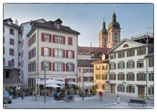 Postkarte: Pic-o-Pello Platz
