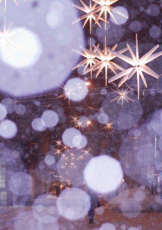 Faltkarten: Grosse und kleine St.Galler Sterne